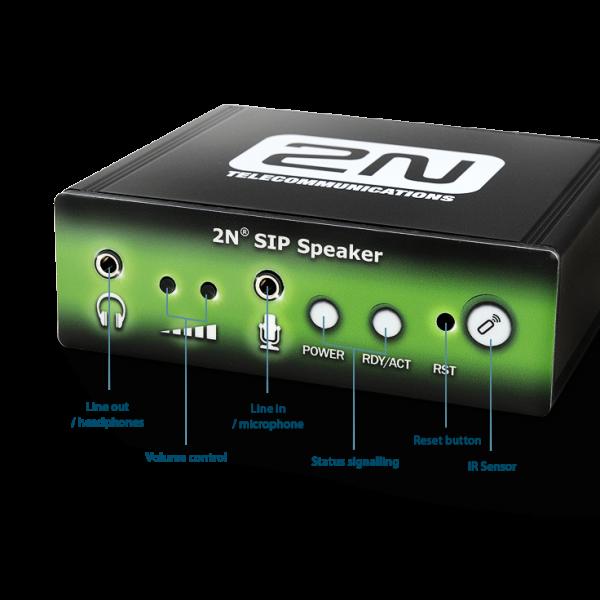 ۲N SIP Speaker-914401E