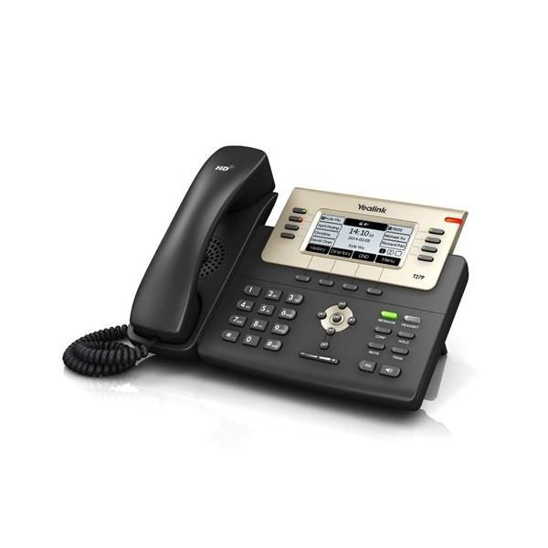 گوشی شبکه یلینک SIP-T27P