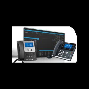 ۳CX Phone System 8 SC