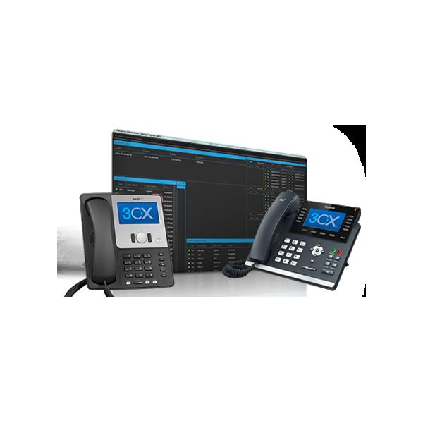 ۳CX Phone System 32 SC