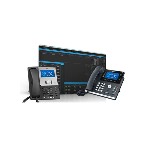 ۳CX Phone System 1024 SC